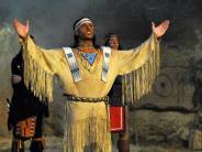 Dasing: Karl-May-Festspiele: Finale einer schwierigen Saison in der Western-City