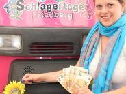 Volksfest Friedberg: Vom Bierzelt auf die große Bühne