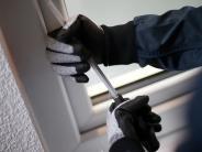 Polizei: Einbruchserie in vier Firmen