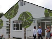 Rederzhausen: Wie eine Bank in Rekordzeit zur Kita wird