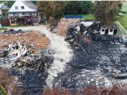 Kriminalität: Western-City: Jetzt sucht die Polizei die Feuerteufel