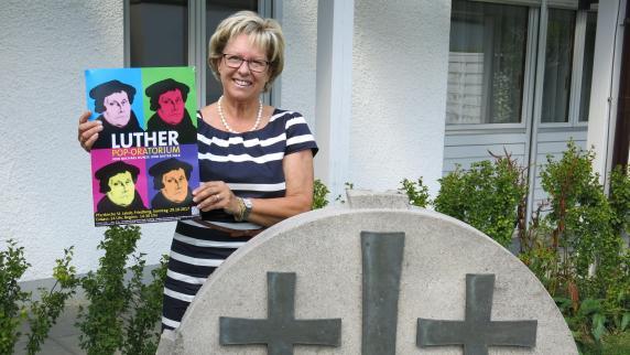 Sommergespräch in Friedberg: Ehrenamtliche machen die Kirche lebendig