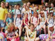 Ferien in Kissing: Kinderfreizeit auf dem Leamhof