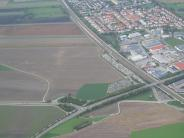 Mering: Die Grundstücke für das neue Gewerbegebiet stehen bereit
