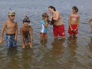 Merching: Kinder tauchen ab