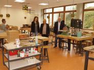 Merching: Die Mittelschule wird früher fertig