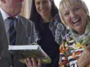 Ehrung: Claudia Roth zu Besuch in Merching