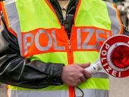 Polizeibericht aus Nördlingen: Alkoholisierter Autofahrer versucht zu flüchten