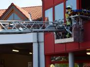 Tag der offenen Tür: Feuerwehr Friedberg rettet den Bürgermeister
