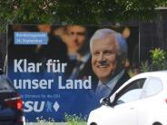 Parteien: An der CSU-Basis im Landkreis rumort es