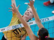 Volleyball: Die deutschen Frauen schlagen zu