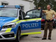 Sommergespräch: Als Streifenpolizist fühlt er sich wohl