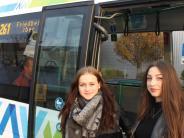 Verkehr in Friedberg: Neue Buslinien in Friedberg kommen gut an