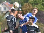 A-Klasse Aichach: Wulfertshausen hat im Derby die Nase vorn