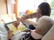 Hospiz: Sie kümmern sich um jeden zweiten Sterbenden