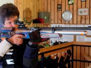 Schießen Luftgewehr: Mit einem Paukenschlag zurückgemeldet