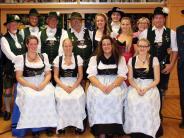 Tradition in Merching: Max Rohrmair führt die Bayermünchinger Trachtler weiter an
