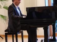 Konzert: Pianist und Komponist tritt wieder in Merching auf