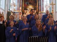 Mering: Mering beendet das Lutherjahr mit einem großen Reformationsfest
