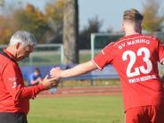 Landesliga Südwest: Bei Mering packt jeder mit an