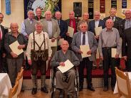 Jubiläum: Kissinger Radsportverein feiert mit vielen Gästen