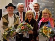 Auszeichnung: Rita Höfler gewinnt Kissinger Kunstförderpreis