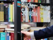 Literatur: Offene Bücherbörsen liegen im Trend