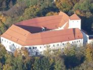 Friedberger Schloss: Ein Hindernis auf der Zielgeraden