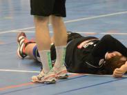 Handball Bayernliga: K. o. vier Sekunden vor Schluss