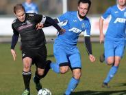 Bezirksliga Süd: Kissing müht sich zum Sieg