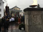 Mering: Ärger beim Volkstrauertag in Mering