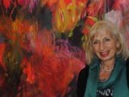 Porträt: Die mit dem Pinsel tanzt