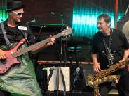 Open Air in Mering: Kultband Haindling spielt am Badanger
