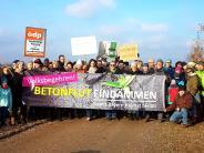 Protest in Mering: Bürgermeister nennt jetzt doch den Investor
