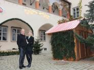 Hofhegnenberg: Schlossherr aus Hofhegnenberg lüftet im Advent nicht nur ein Geheimnis