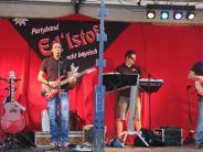 Veranstaltung in Mering: Große Silvesterparty in der Ludwig-Halle