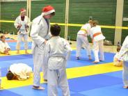 Judo: Zur Belohnung gibt's Schokolade