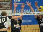 Volleyball: Der Tabellenführer kommt