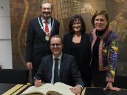 : SPD-Landtagsfraktionschef besucht Kissing