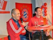 Bildergalerie: Arjen Robben bei den Red Champs in Rinnenthal