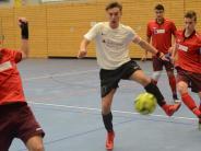 Futsal: Zwei Mal entscheidet der direkte Vergleich