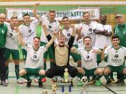Hallen-Fußball: Triumph auf der ganzen Linie