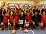 Futsal: A-Junioren wieder erfolgreich