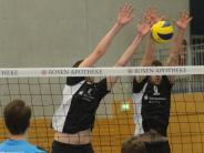 Volleyball: Rückrundenstart in der Fremde