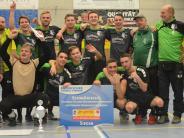 Futsal: Der FC Stätzling darf am Ende jubeln