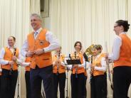 Feier in Mering: Zum 60. gibt Kandler den Ton an