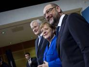Politik: Anspannung bei der SPD