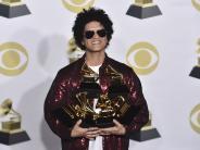 Bildergalerie: 60. Grammy-Verleihung: Sieger, Outfits und Skandale