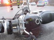 Polizeireport Mering: Schwerer Unfall zum Saisonstart
