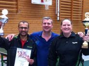 Tischtennis: Schwabens bestes Mixed-Team